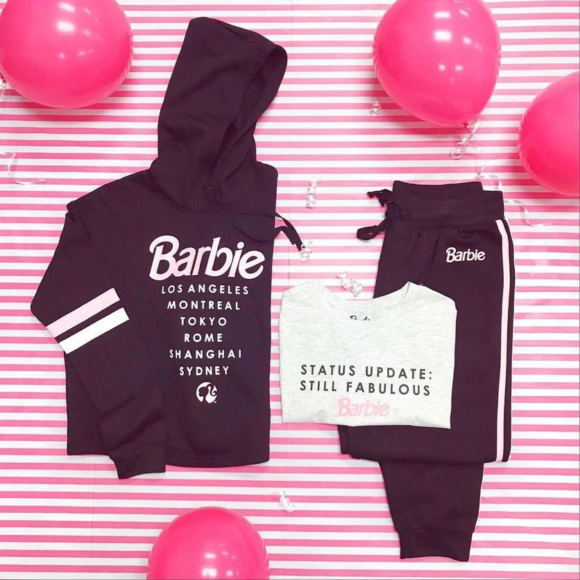 Todo lo que tienes que saber de la colaboración de Barbie y Puma 4