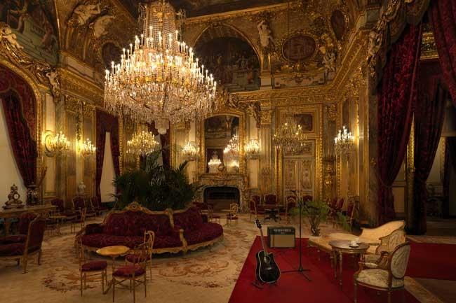 Concursa para dormir una noche en el Museo del Louvre de París 4