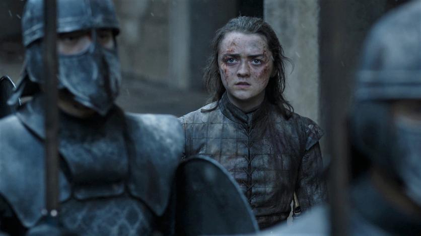 Por qué Arya está decepcionada del final de Game of Thrones 1