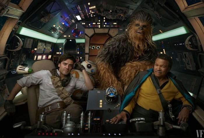5 revelaciones de las nuevas imágenes de Star Wars: Rise of Skywalker' 3