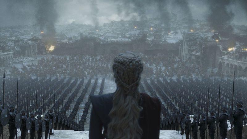 Anuncian la fecha de lanzamiento del último libro de Game of Thrones 1