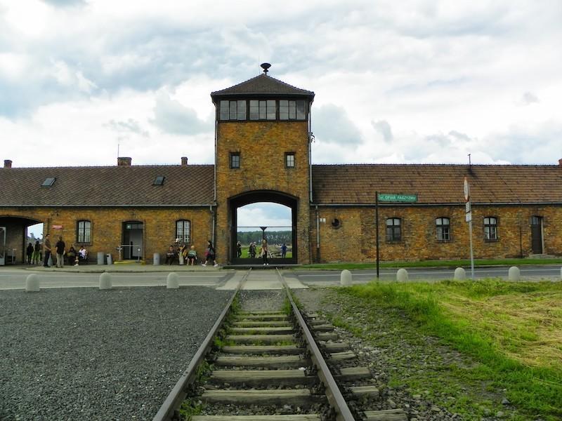 Cómo se clasificaban los prisioneros en un campo de concentración nazi 1