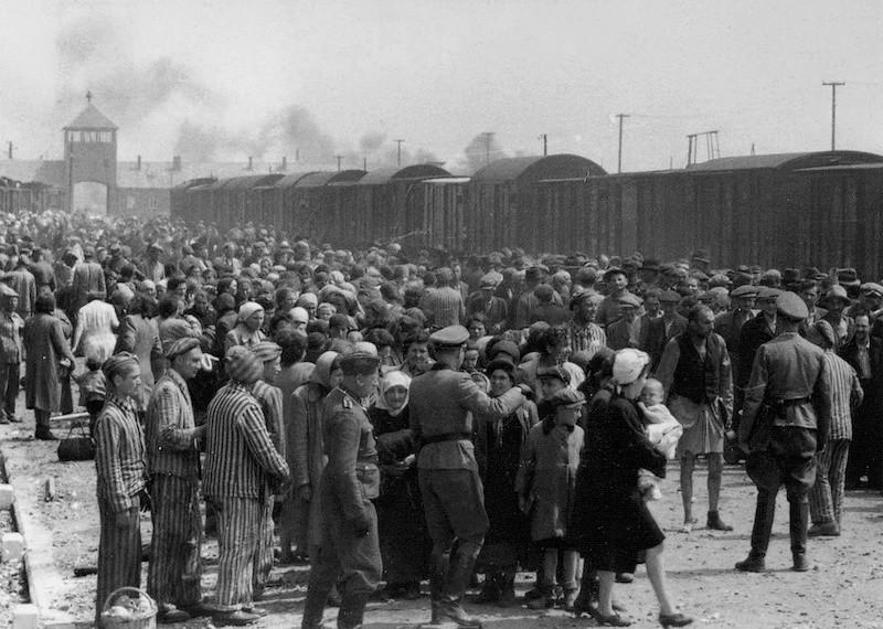 Cómo se clasificaban los prisioneros en un campo de concentración nazi 5