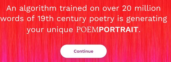La IA de Google que crea un poema personal con sólo una palabra y una foto tuya 1