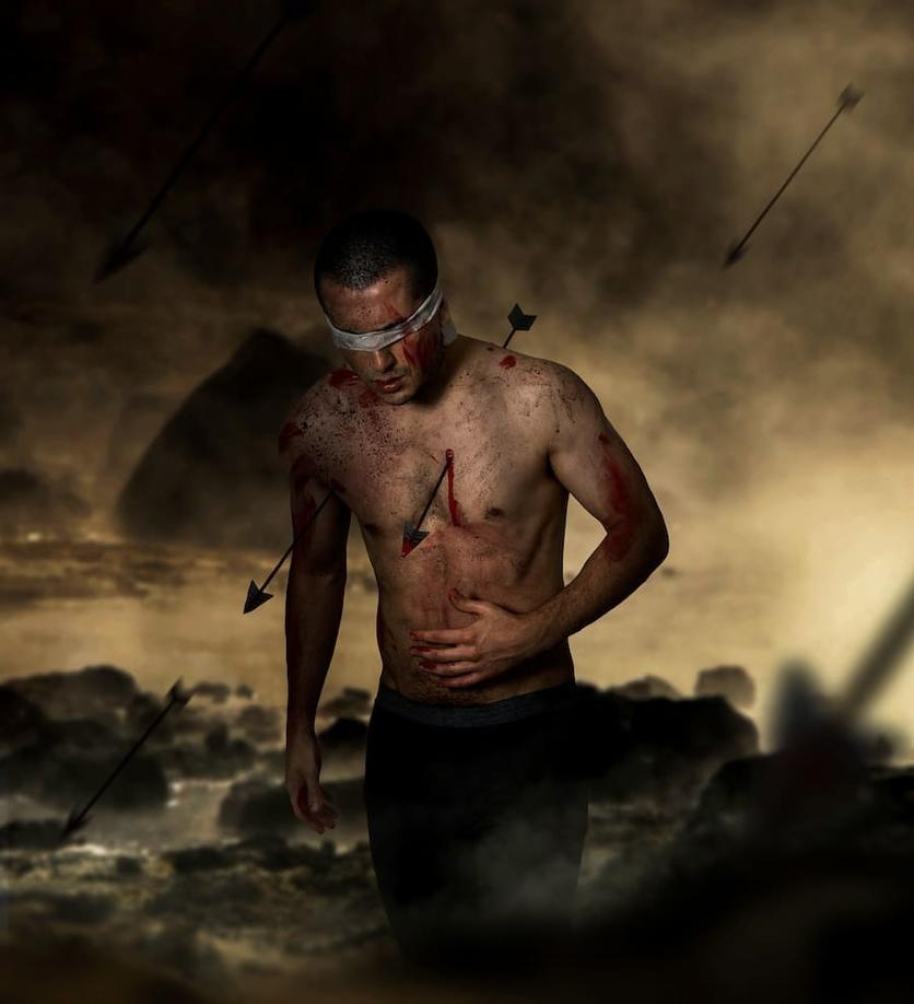 Fotografías surrealistas que delatan el lado más oscuro de nuestras almas  3