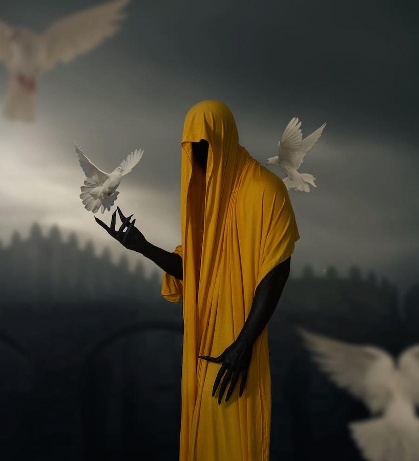 Fotografías surrealistas que delatan el lado más oscuro de nuestras almas  9