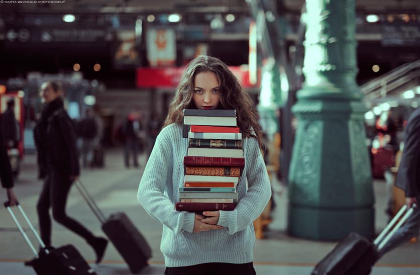 8 señales para saber que estás leyendo un buen libro 5