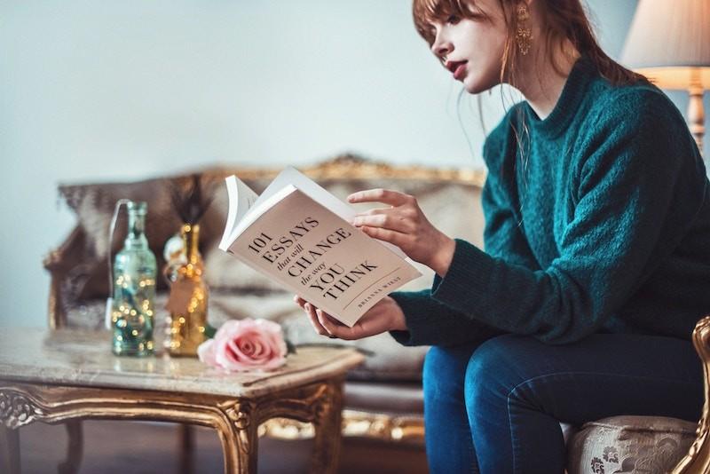 8 señales para saber que estás leyendo un buen libro 9