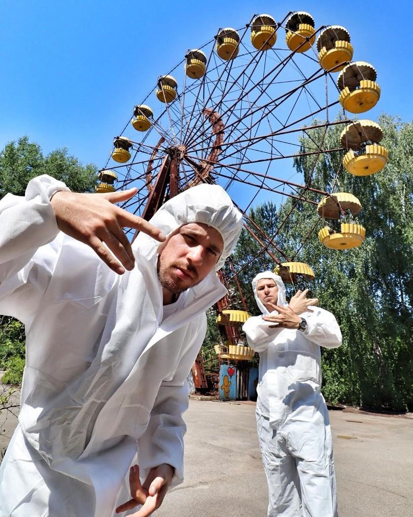 6 cosas que nunca deberías hacer si visitas Chernobyl 5