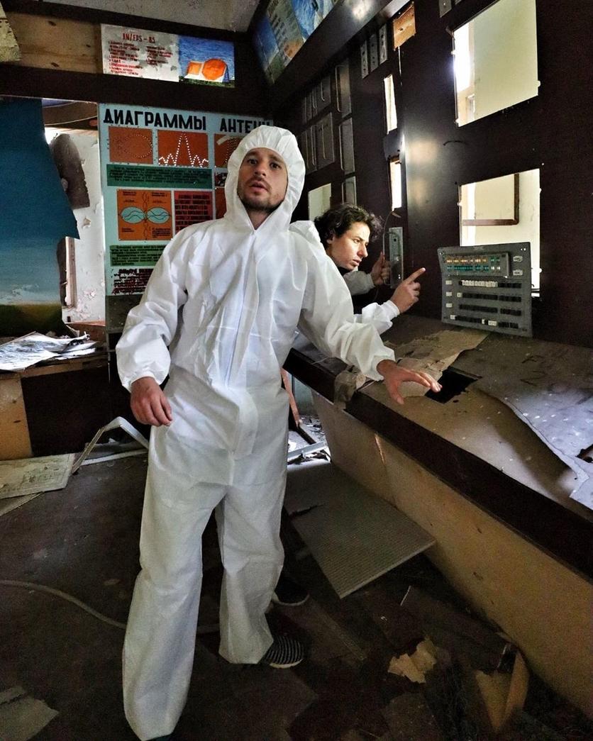 6 cosas que nunca deberías hacer si visitas Chernobyl 6