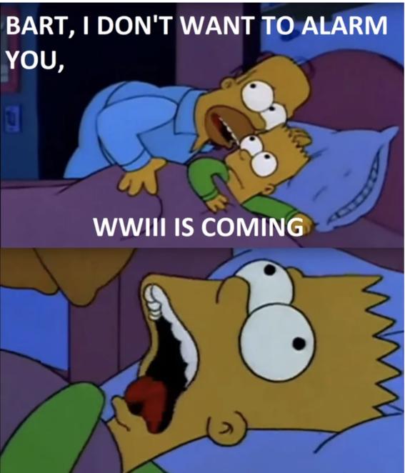 memes wwiii tercera guerra mundial guerra mundial 2