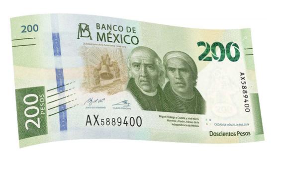 banxico esta en el top de la tecnologia para evitar la falsificacion y garantizar el valor de los billetes asi como el intercambio seguro de din 1