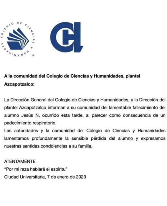 cchazcapotzalcovandalizanenfermeriatrasmuertedealumno 1