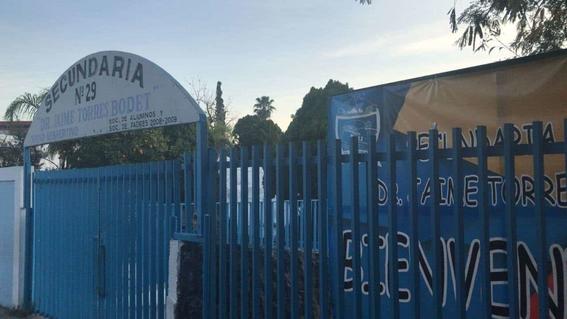 alumno amenaza con realizar tiroteo en secundaria de monterrey 1