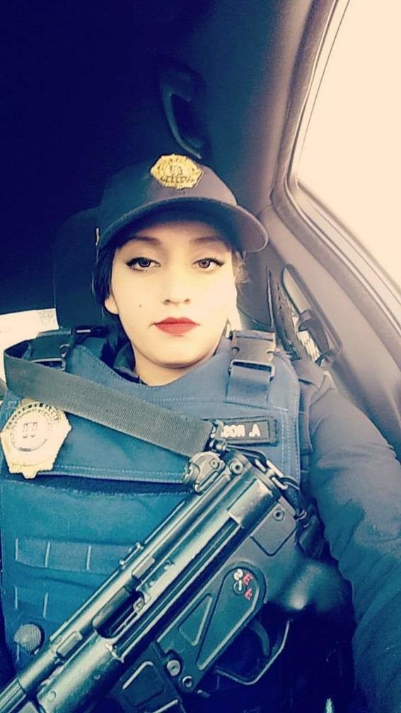 buscan a mujer policia desaparecida en neza ssc angela rosas chavez 1