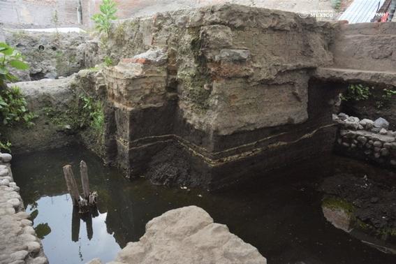 hallazgo en inmediaciones de la merced confirma ubicacion del barrio prehispanico de temazcaltitlan 1
