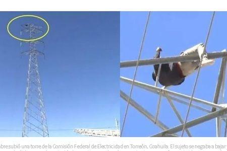 mujer intenta evitar suicidio con caguama en torreon 1