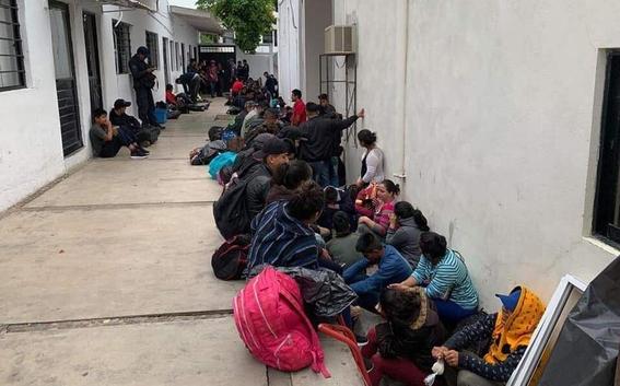 el albergue para migrantes permanecera sin poder recibir a mas migrantes hasta el mes de marzo debido a los brotes de varicela que se han present 1