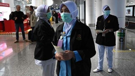 la comision nacional de salud china informo que se esta movilizando a personal medico de todo el pais para ayudar a los equipos de wuhan 2