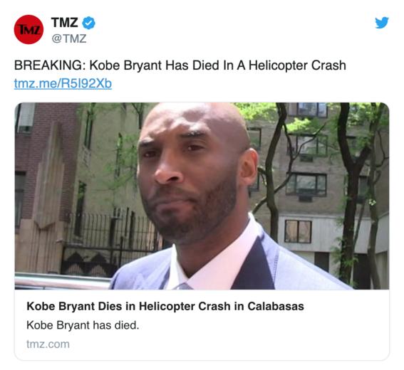 kobe bryant muere en accidente de helicoptero 1