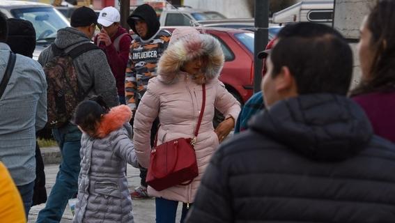 el lunes se esperan altas temperaturas en toda la ciudad de mexico asi que guarda tu ropa de invierno 2