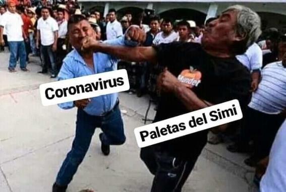 memes coronavirus en mexico 4