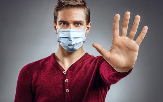 coronavirus gripe mujer enferma de gripa 1