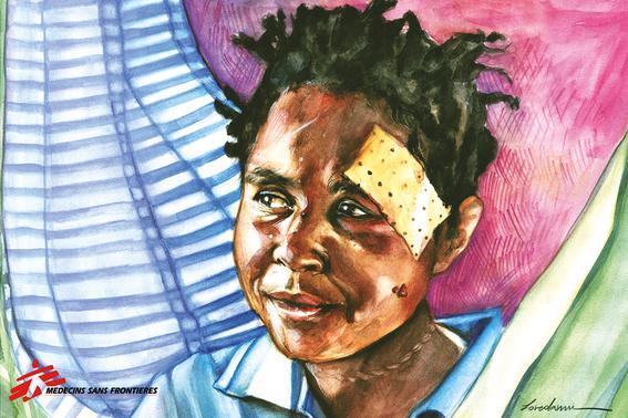 """12 artistas ilustran testimonios de mujeres que sobreviven a la violencia en """"mujeres sin fronteras nuestras luchas contadas por ilustradoras la 4"""