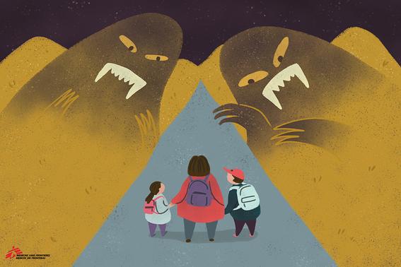 """12 artistas ilustran testimonios de mujeres que sobreviven a la violencia en """"mujeres sin fronteras nuestras luchas contadas por ilustradoras la 10"""