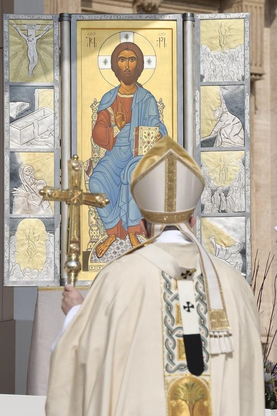 papa francisco vaticano coronavirus covid19 1