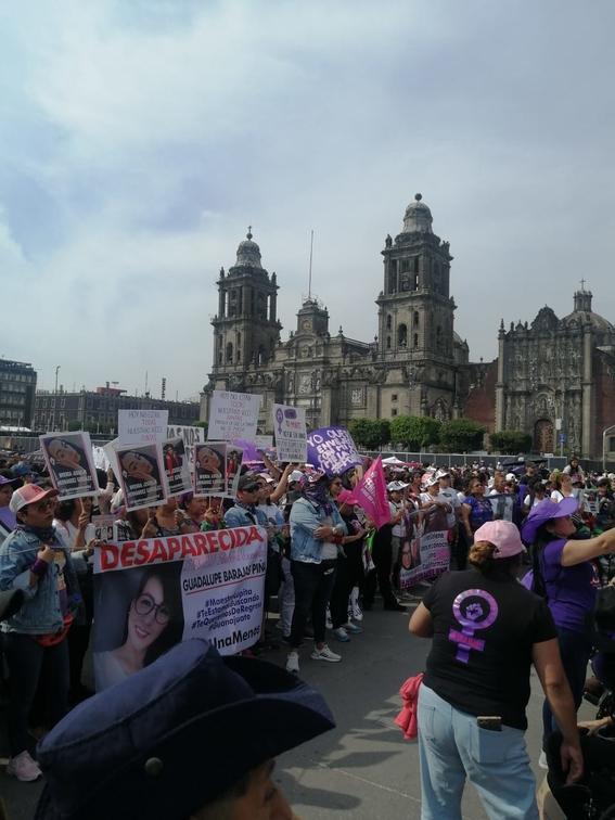 fotografias marcha dia de la mujer 8m 6