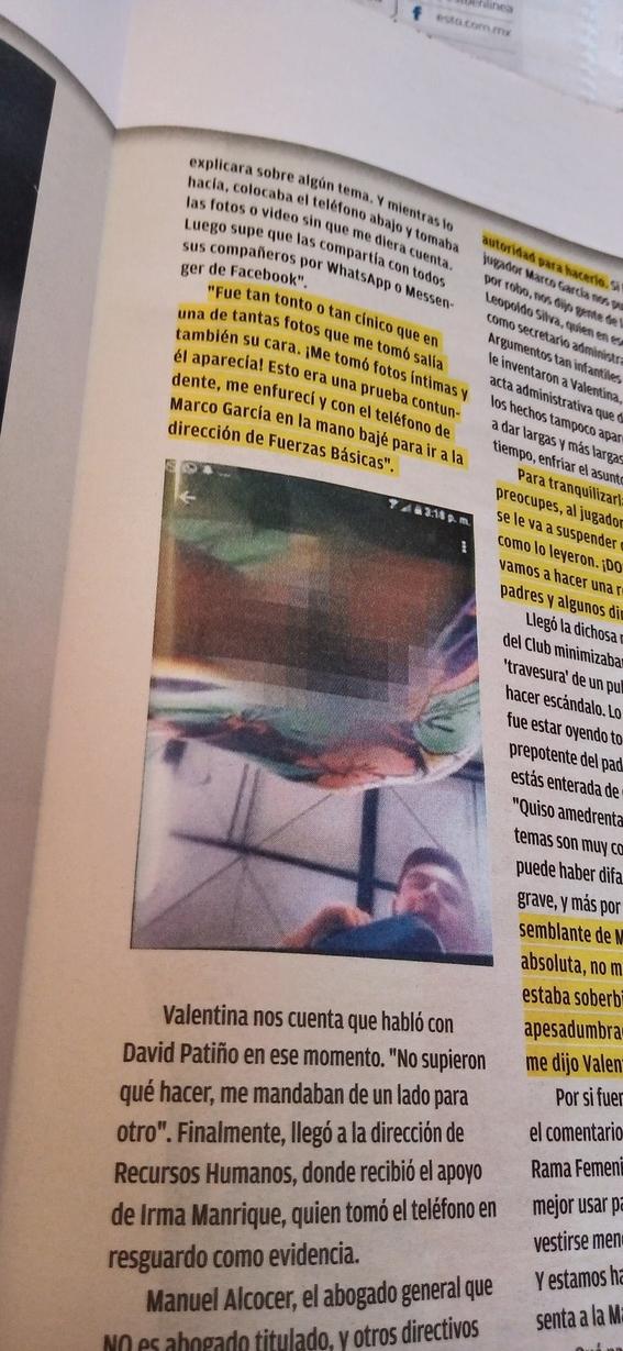 pumas suspende a marco garcia tras caso de acoso 1