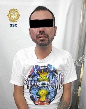 detienen a hombre por robar 21 celulares en el vive latino 1