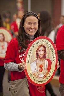"""se trata de una oracion conocida como """"salvaguarda del sagrado corazon"""" que se esta utilizando como una ayuda de los cristianos contra el coronav 1"""