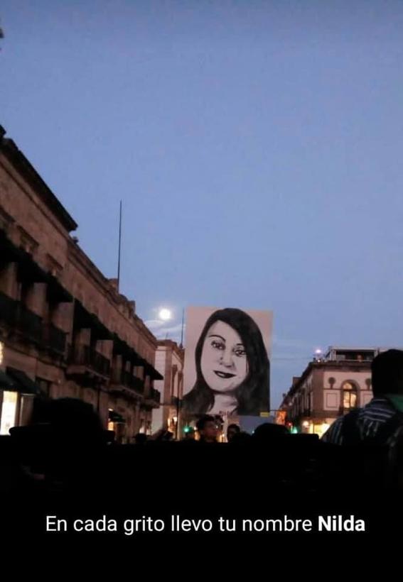 feminicidio desaparicion de nilda rosario umsnh 1