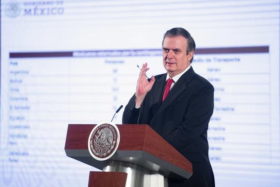 cierre de la frontera mexico estados unidos 1