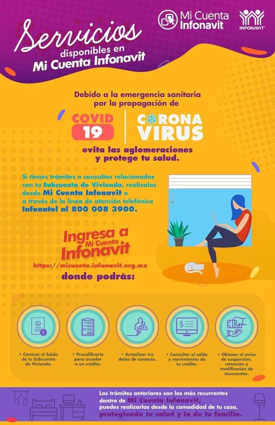 infonavit fovissste coronavirus 2