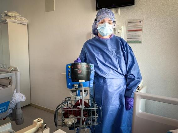 seis enfermeras fueron agredidas fisicamente por personas que piensan que pueden contagiarlos con covid19 1