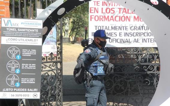 muere un segundo policia a causa del coronavirus en la cdmx 2