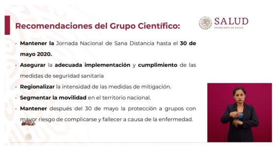oficialmente decretan la fase 3 por coronavirus en mexico 3