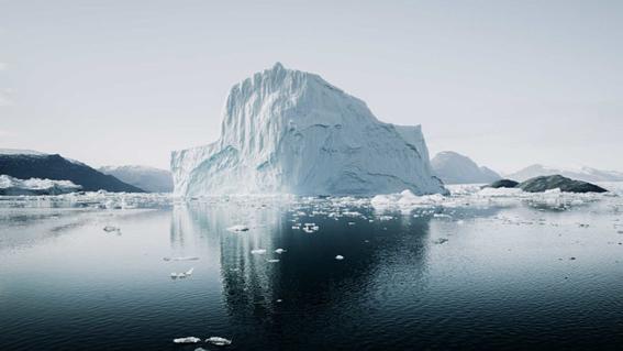 el iceberg se esta moviendo actualmente hacia el norte desde la peninsula antartica 1