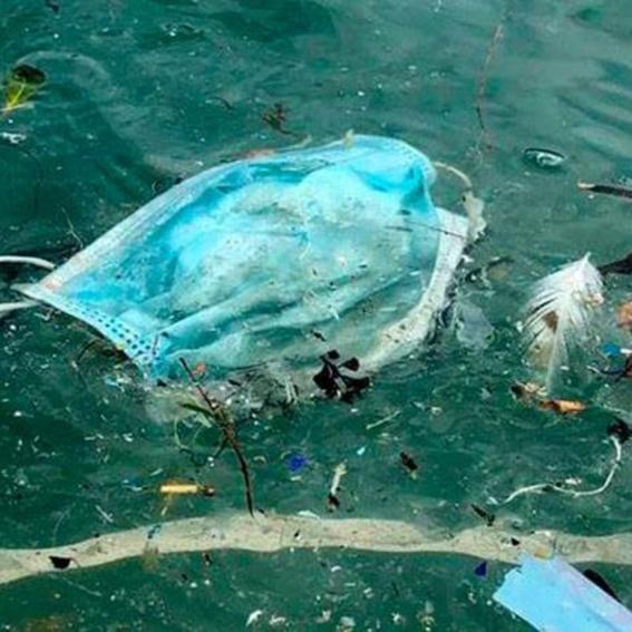 los cientificos temen que las prendas de proteccion usadas durante la pandemia por covid19 aumenten el nivel de basura y el impacto ambiental 1