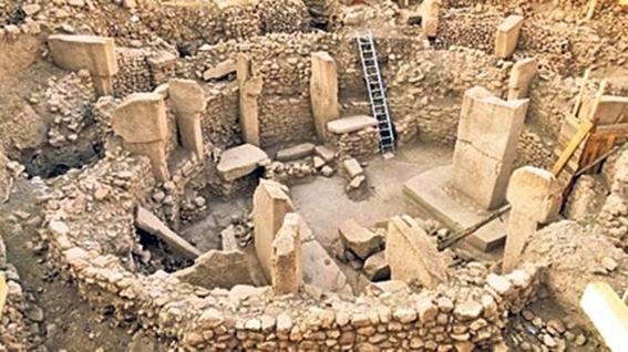 miles de anos antes de la invencion de la escritura o la rueda en el neolitico los constructores de göbekli tepe comprendian los principios geo 1