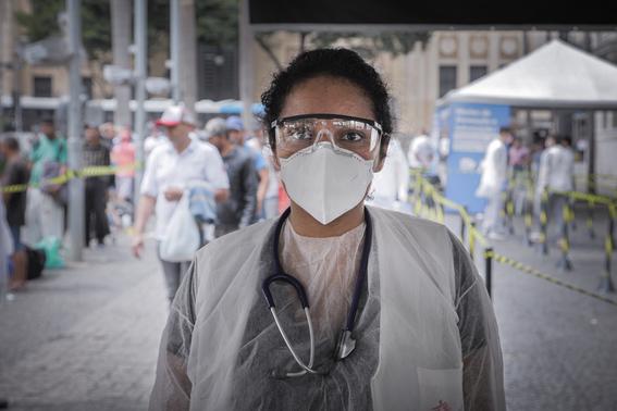 medicos sin fronteras muestran a traves de diferentes fotografias como es que hacen frente a la pandemia por covid en el mundo 7