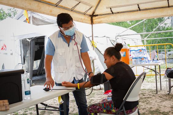 medicos sin fronteras muestran a traves de diferentes fotografias como es que hacen frente a la pandemia por covid en el mundo 16