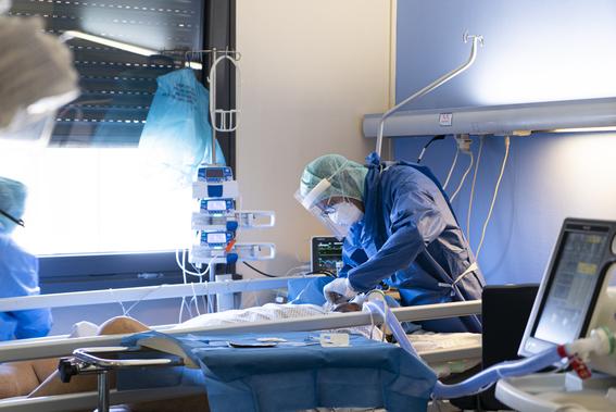 medicos sin fronteras muestran a traves de diferentes fotografias como es que hacen frente a la pandemia por covid en el mundo 5