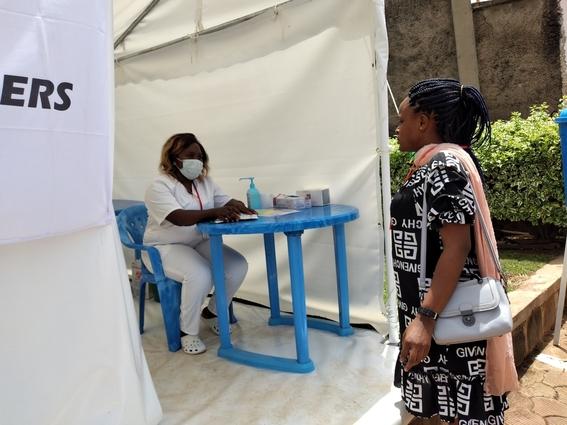 medicos sin fronteras muestran a traves de diferentes fotografias como es que hacen frente a la pandemia por covid en el mundo 2