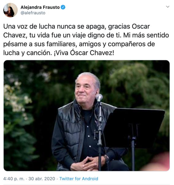 muere oscar chavez cantante y compositor mexicano 2