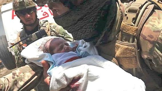 atacan hospital de maternidad en afganistan hay 24 muertos 1