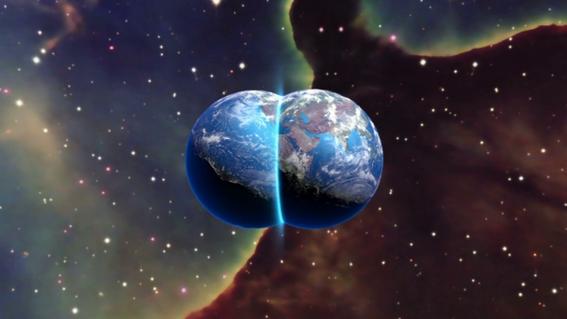 nasa detectaria en la antartida la evidencia de un universo paralelo 1